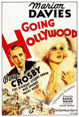 Going Hollywood - 11 x 17 Movie Poster - Style B