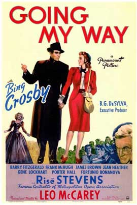 Going My Way - 11 x 17 Movie Poster - Style A