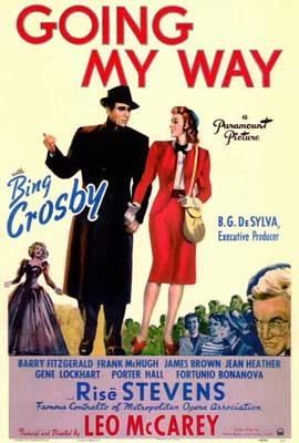 Going My Way - 27 x 40 Movie Poster - Style A