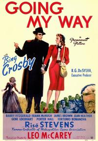 Going My Way - 43 x 62 Movie Poster - Bus Shelter Style A
