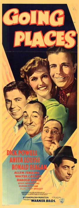 Going Places - 14 x 36 Movie Poster - Insert Style A