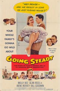 Going Steady - 11 x 17 Movie Poster - Style A