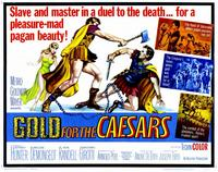 Gold for the Caesars - 11 x 14 Movie Poster - Style A