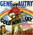 Gold Mine in the Sky - 11 x 14 Movie Poster - Style A