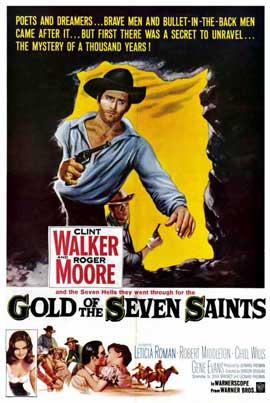 Gold of the 7 Saints - 11 x 17 Movie Poster - Style A