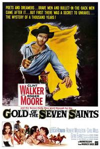 Gold of the 7 Saints - 43 x 62 Movie Poster - Bus Shelter Style A