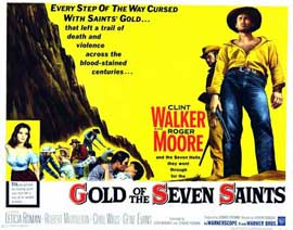Gold of the Seven Saints - 11 x 14 Movie Poster - Style A