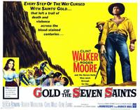 Gold of the Seven Saints - 11 x 14 Movie Poster - Style B