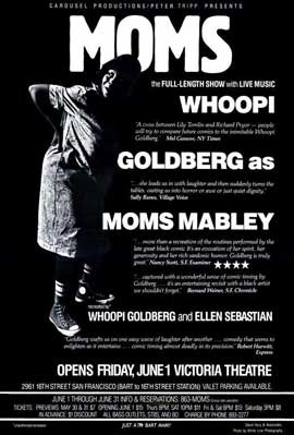 Goldberg, Whoopi - 11 x 17 Movie Poster - Style A