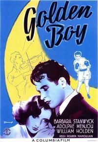 Golden Boy - 11 x 17 Movie Poster - Style B