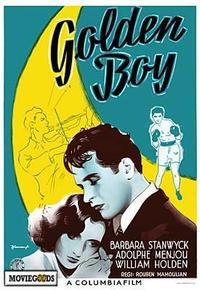 Golden Boy - 27 x 40 Movie Poster - Style B