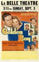 Golden Boy - 27 x 40 Movie Poster - Style A