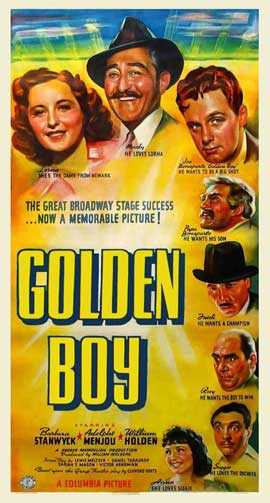 Golden Boy - 14 x 36 Movie Poster - Insert Style A