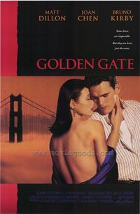 Golden Gate - 43 x 62 Movie Poster - Bus Shelter Style A
