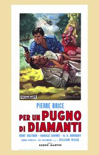 Golden Goddess of Rio Beni - 11 x 17 Movie Poster - Italian Style A