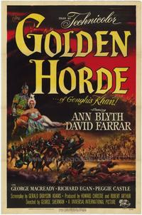 Golden Horde - 27 x 40 Movie Poster - Style A