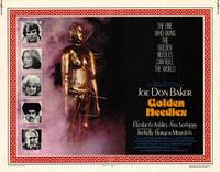 Golden Needles - 11 x 14 Movie Poster - Style A