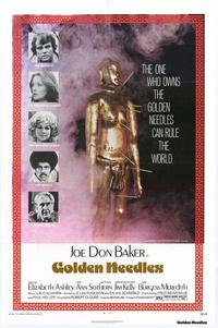 Golden Needles - 11 x 17 Movie Poster - Style A