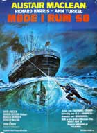 Golden Rendezvous - 11 x 17 Movie Poster - Danish Style A