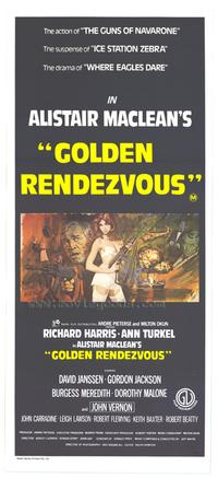 Golden Rendezvous - 11 x 17 Movie Poster - Australian Style A