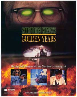 Golden Years - 27 x 40 Movie Poster - Style A