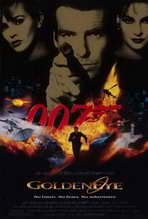 Goldeneye - 11 x 17 Movie Poster - Style A