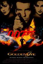 Goldeneye - 27 x 40 Movie Poster - Style A