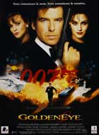 Goldeneye - 27 x 40 Movie Poster - French Style A
