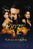 Goldeneye - 27 x 40 Movie Poster - Style D