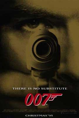 Goldeneye - 11 x 17 Movie Poster - Style B