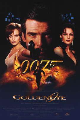 Goldeneye - 11 x 17 Movie Poster - Style C