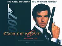 Goldeneye - 11 x 17 Movie Poster - Style E