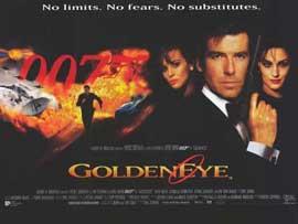 Goldeneye - 11 x 17 Movie Poster - Style F