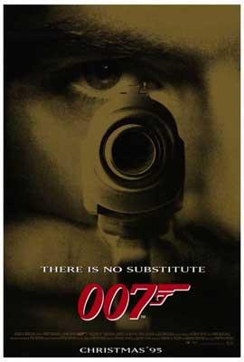 Goldeneye - 27 x 40 Movie Poster - Style B