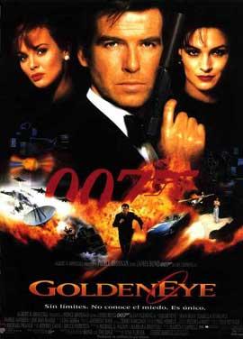 Goldeneye - 11 x 17 Movie Poster - Spanish Style A