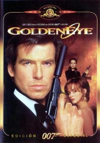 Goldeneye - 27 x 40 Movie Poster - Spanish Style B