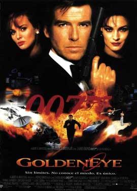 Goldeneye - 11 x 17 Movie Poster - Style G
