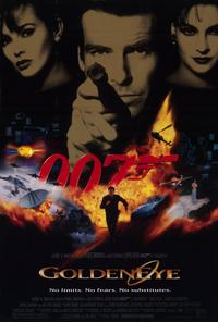 Goldeneye - 11 x 17 Movie Poster - Style A - Museum Wrapped Canvas
