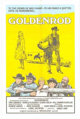 Goldenrod - 27 x 40 Movie Poster - Style A