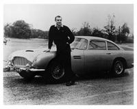 Goldfinger - 8 x 10 B&W Photo #1