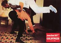 Goldfinger - 11 x 14 Poster German Style B