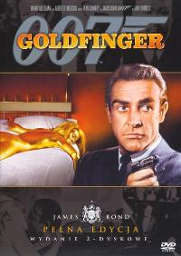 Goldfinger - 11 x 17 Movie Poster - Polish Style A