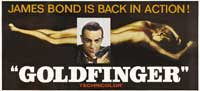 Goldfinger - 11 x 17 Movie Poster - Style K