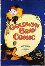 Goldwyn Bray Comic - 11 x 17 Movie Poster - Style A