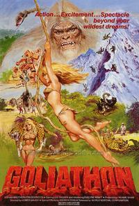 Goliathon - 27 x 40 Movie Poster - Style A