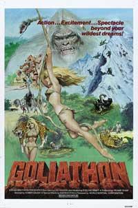 Goliathon - 27 x 40 Movie Poster - Style B