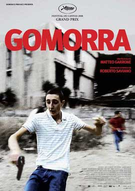 Gomorra - 27 x 40 Movie Poster - Spanish Style A