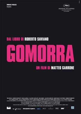 Gomorra - 27 x 40 Movie Poster - Italian Style B