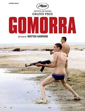 Gomorra - 11 x 17 Movie Poster - French Style A