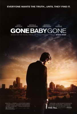 Gone Baby Gone - 27 x 40 Movie Poster